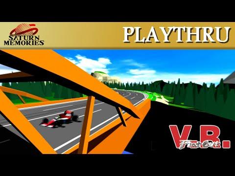 Virtua Racing: FlatOut [PS2] by SEGA [HD] [1080p]