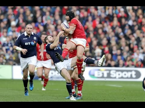 Official Extended Highlights: Scotland 29-13 Wales | RBS 6 Nations