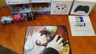 Обзор   Коврик игровой Defender Dragon Rage M    lozmanGames