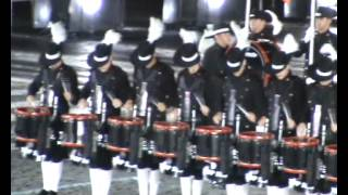 Секретный корпус барабанщиков(Фестиваль