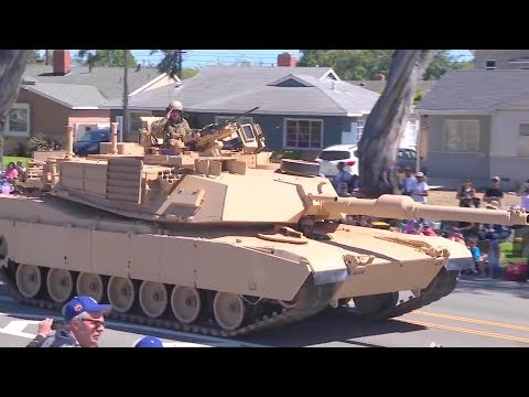 Torrance CitiCABLE - Armed Forces Day Parade 2017 : Full Military Assets Segment [720p]