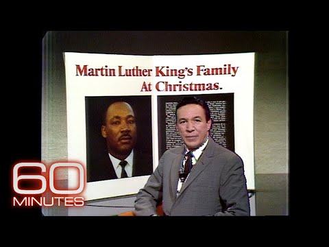 1968: MLK's family speaks to 60 Minutes following his assassination