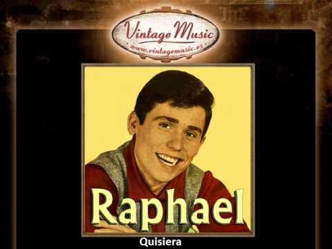 Raphael -- Quisiera (VintageMusic.es)
