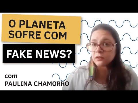 O PLANETA SOFRE COM FAKE NEWS?