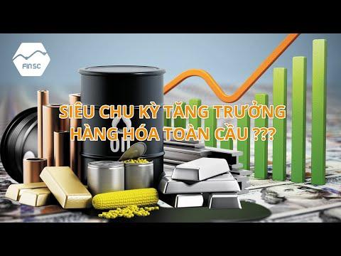 FINSC REIVEW [7] - Financial Times: Siêu chu kỳ hàng hóa đang đến?