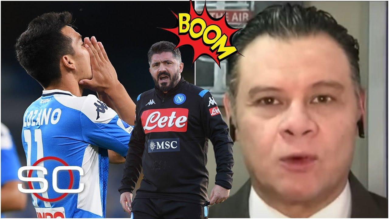¿ARREGLADOS? 'Si Chucky sigue así, seguirá en Napoli y no descartes se gane a GATTUSO' Estrada   SC
