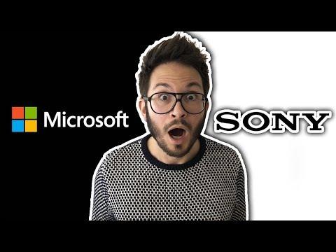 Cloud Gaming : Sony et Microsoft s'unissent contre Google Stadia