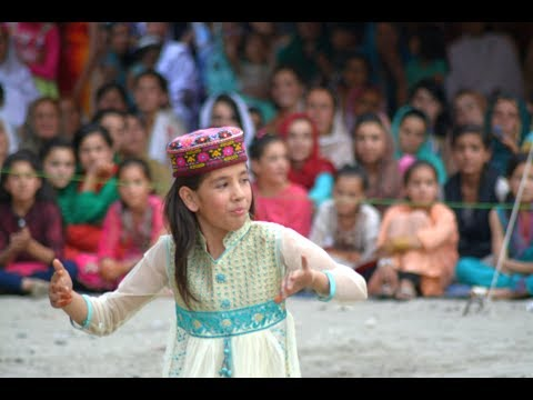 Different Dance Different Music HD Video  from GB Hunza