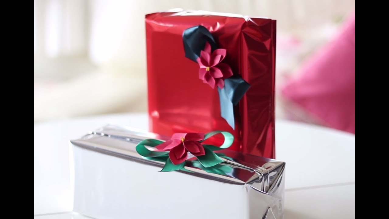 C mo envolver regalos en navidad de forma original - Envolver regalos de forma original ...