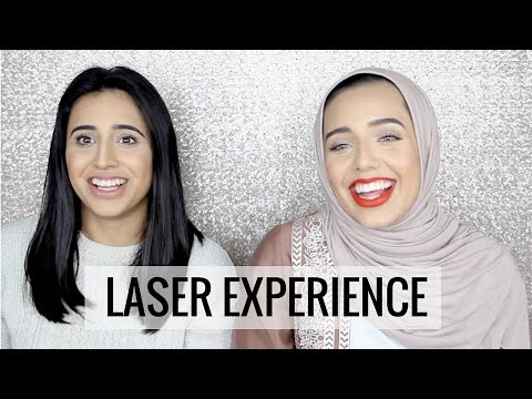 LASER EXPERIENCE on South Asian Skin