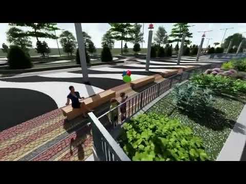 Представлен первый проект реконструкции набережной в Анапе