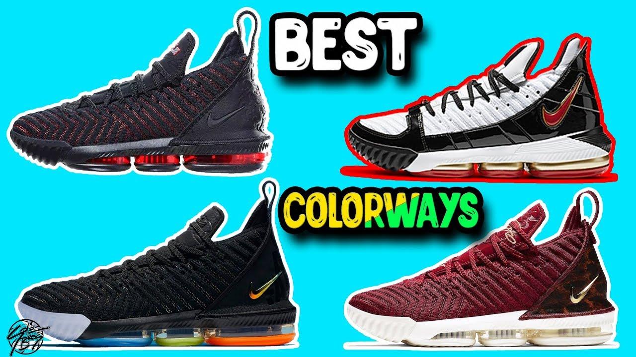 best nike lebron shoes