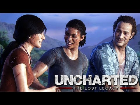 КОНЕЦ ► Uncharted: The Lost Legacy #6