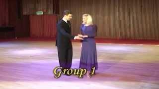 Arunas Bizokas & Katusha Demidova - Waltz Group 1