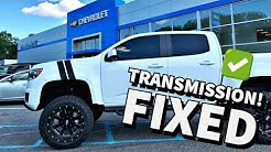 17-19 Chevy Colorado (Fixed) Transmission