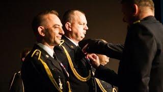 Odznaczenia i awanse dla strażaków