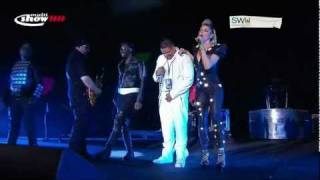Fergie - With Or Without You @ SWU, HD