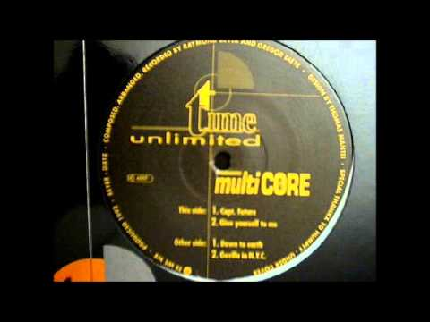 MULTICORE Down To Earth TIME UNLIMITED 1992 hardcore