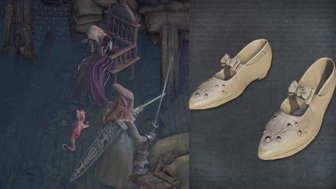 Arianna S Shoes Bloodborne