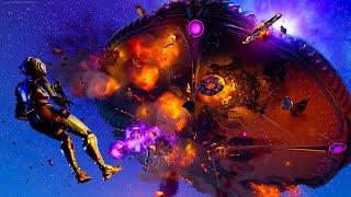 Fortnite SkyFire Event Full | No Talk (Chapter 2 Season 7 Live Event)