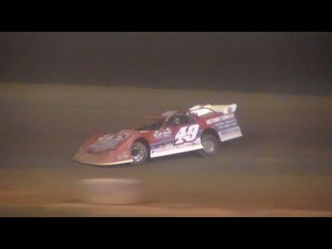 "Dog Hollow Speedway - 8/6/17 Shawn ""Sheetz"" McGarvey Memorial Super Late Model Feature Race"
