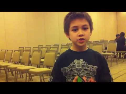 Interview with Giovanni - The 9-Year-Old Blogging Saint