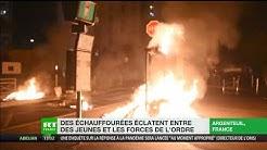 Affrontements à Argenteuil après la mort d'un motocycliste