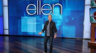 Ellen Shares the Results of Her Blood Type Diet