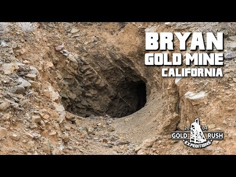 Bryan Gold Mining Claim - California - 2017