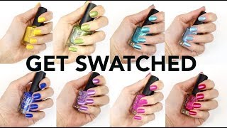 GET SWATCHED -  Grace-full Nail Polish Enchanted Fables