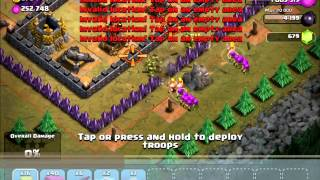Clash of Clans | Rolling Terror v2 with TH7 troops