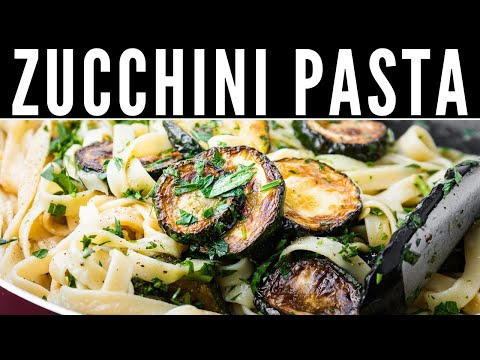 the-best-summer-pasta-|-quick-and-easy-zucchini-recipe
