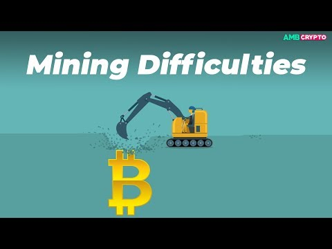 Bitcoin Mining Difficulty: An Overview