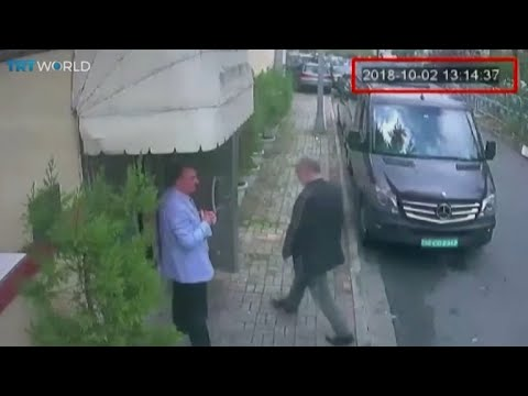 Turkey says recordings from inside Saudi consulate prove missing journalist Jamal Khashoggi killed