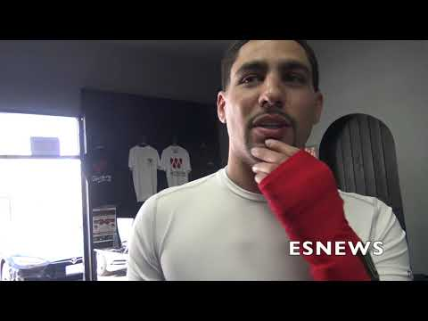 Danny Garcia Terence Crawford Not #1 P4P Who Have He Beat EsNews Boxing