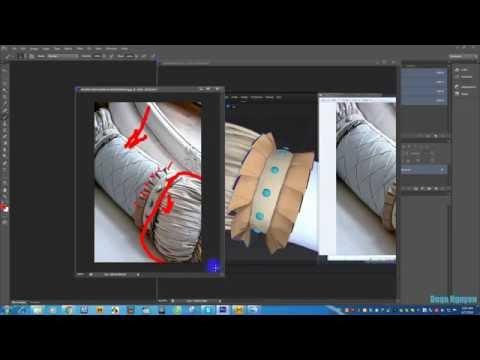 Marvelousdesigner : How to make with Pillows  Marvelousdesigner 5.5 part 5