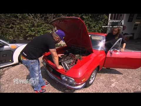 Die PS Profis - Sidney checkt einen Lancia Fulvia 1.3 S