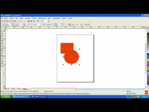 corel draw x3 video tutorial