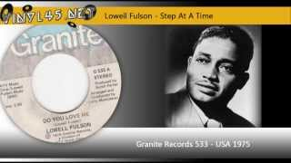 Watch Lowell Fulson Step At A Time video