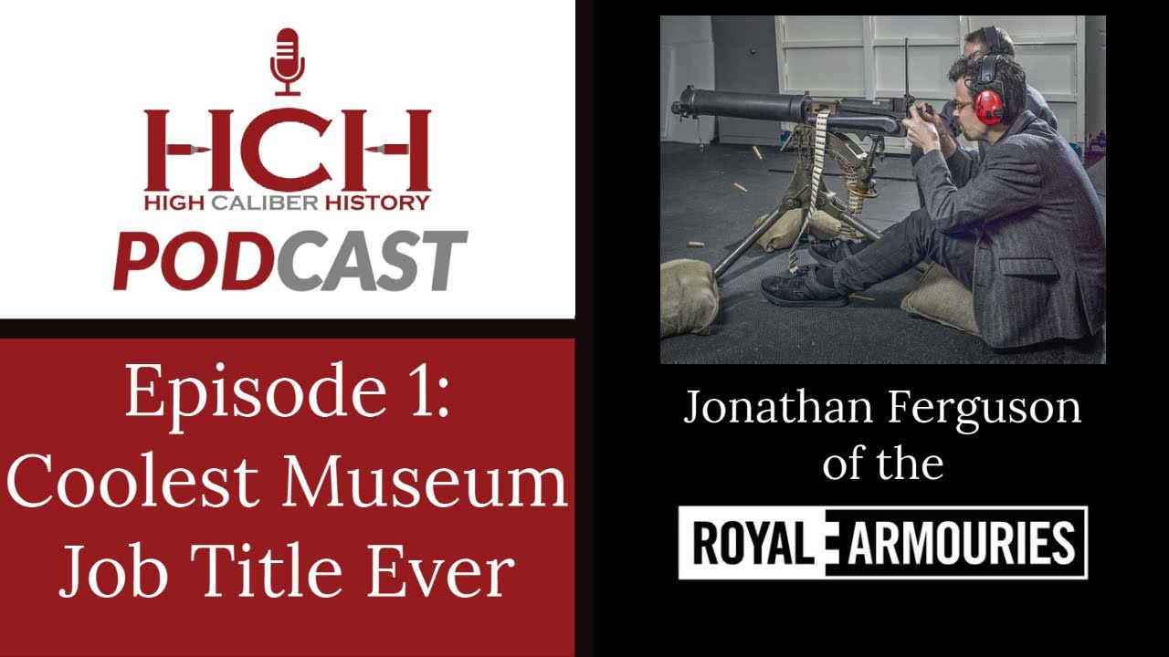 HCH Podcast 1: Coolest Museum Job Title Ever