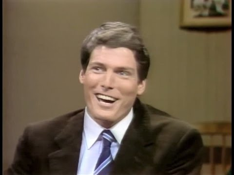 Christopher Reeve on Late Night, March 1, 1982