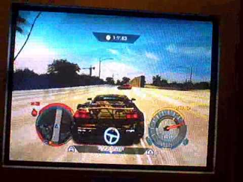 need for speed undercover wii gameplay police chase. Black Bedroom Furniture Sets. Home Design Ideas