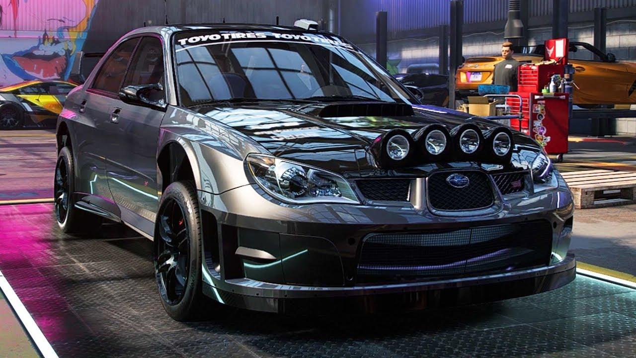 $400,000 WRX STI (Engine Swap) - Need for Speed: Heat Part 15