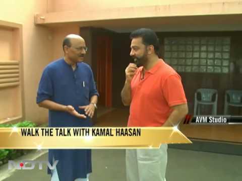 Walk The Talk with Kamal Haasan