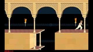 Prince of Persia 1 - Original (Jordan Mechner,1990) - Level 04