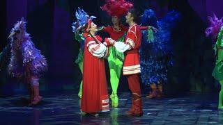Призрак оперы Царицынской детский мюзикл Аленький цветочек