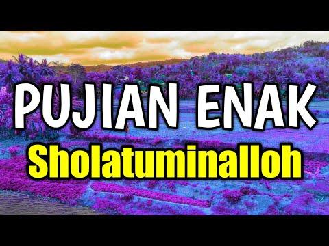 Sholawat Alfu Salam Merdu Lama Lama Nangis Pujian Sebelum Sholat By Drone Dji Mavic 2 Pro