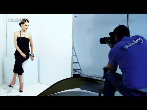 ModelsTV - Sivan Klein photographed for a boutique Dan Cassidy