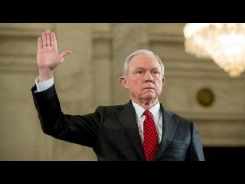 Sessions gets grilled on Capitol Hill