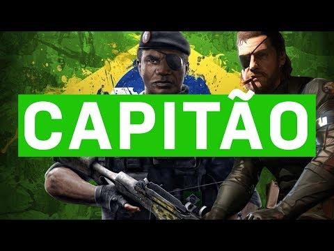 How to Play Capitao (Brazilian Big Boss) | Gregor